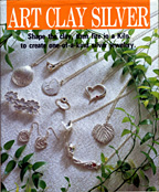 art clay silver/Art Clay Siler Jewelry Making Book