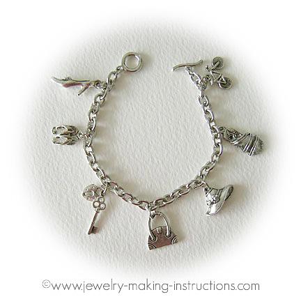 Charm Bracelet For A Teenage Girl
