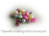 Colorful Dyed Pearls/dyed pearls