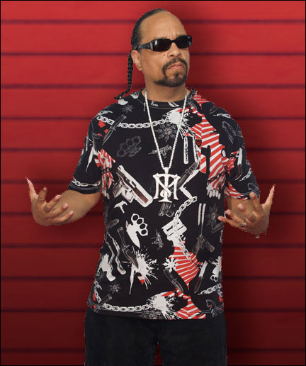hip hop jewelry/Ice T and His Hip Hop Jewelry