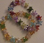 lotus crystal bracelet2sm Lotus Bead Pattern ~ for making Oriental Lotus Bead Bracelets