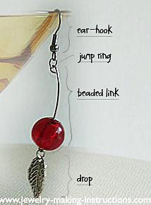 making earrings/Making Earrings