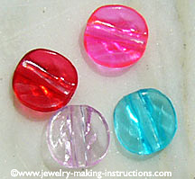 plastic beads/Pastic Beads for Jewelry Making Parties