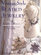 vintage style beaded jewelry/Jewelry book: Vintage Style Beaded Jewelry