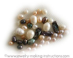 Cultivated Pearls/cultured pearls