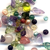 mixed gemstones/Gemstones